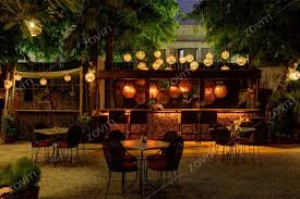 Lodi The Garden Restaurant in Lodhi Estate Central Delhi Delhi