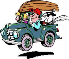Travel Car Cliparts 269127