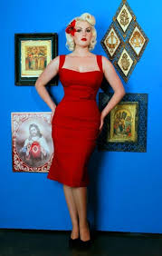Pin Up Girl Clothing Offers Vintage Inspired Lovely Clothes