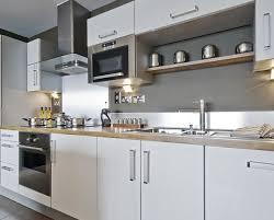 credence pour cuisine hauteur de credence cuisine cr dence en anodis h 55 cm x l 50 1 5mm