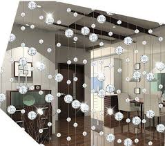 Glass Bead Curtains For Doorways by 353 Best Beaded Curtains Images On Pinterest Bead Curtains Door