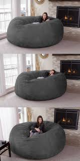 King Fuf Bean Bag Chair by Best 25 Large Bean Bags Ideas On Pinterest Bag Chairs Bean