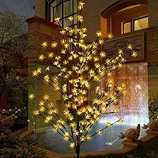 Amazon LED Cherry Blossom Tree Lights Ucharge Lighted