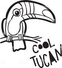 Toucan Stencil Scroll Saw Stencils Intarsia Patterns Ideas