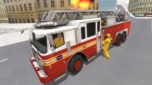 100 Fire Trucks Unlimited Truck Driving Simulator For Android APK Download