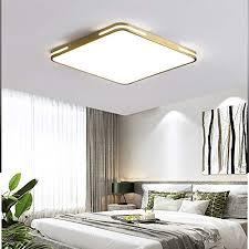 led deckenleuchte dimmbar wohnzimmer le 72 w modern mit