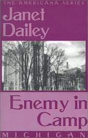 Enemy In Camp Janet Dailey Americana