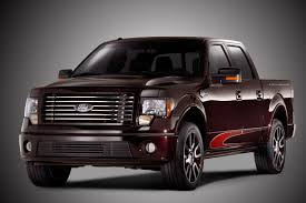 2010 Ford Harley-Davidson F-150 | Top Speed