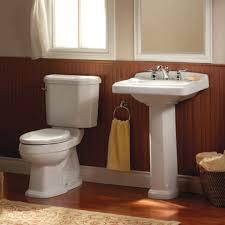 American Standard Retrospect Sink Console by Portsmouth 24 Inch Pedestal Sink American Standard Bathroom