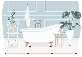 vektor badezimmer illustration 224325 kostenlos