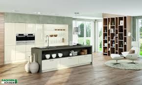 moderne küche mit insel www kuechenportal de