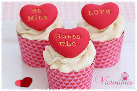 Victorious Cupcakes Valentines Day Cupcakes
