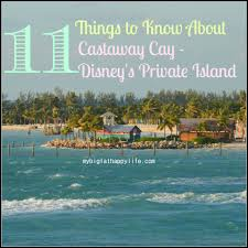 Disney Fantasy Deck Plan 11 by 11 Things To Know About Castaway Cay Disney U0027s Private Island