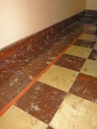 Covering Asbestos Floor Tiles With Ceramic Tile by Waxing Asbestos Floor Tiles U2022 Tile Flooring Design