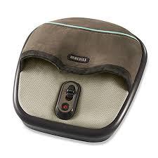 homedics shiatsu air foot massager bed bath beyond