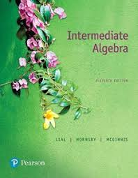 MyLab Math With Pearson EText Standalone Access Card For Intermediate Algebra 11th Edition