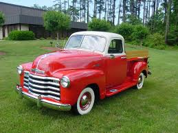 1953 Chevy/gmc Pickup Truck – Brothers Classic Truck Parts Within ...