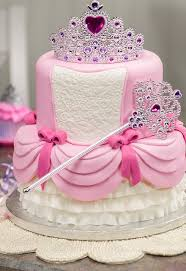 Inspiring Princess Cakes For A Royal Party Cute Birthday Cake Ideas Girl