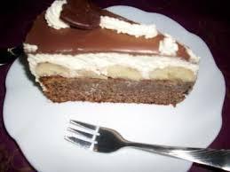 milka bananen torte