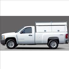 100 Commercial Truck Cap LEER Fleet Deluxe S Cab HiRise US Upfitters