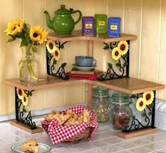 Marvelous Sunflower Kitchen Decor Not Sure If I Want Sunflowers Or Roosters In My