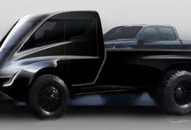 100 Picture Of Truck Elon Musk Tweets About Tesla Pickup Truck Prototype For 2019
