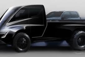 100 Cheap Semi Trucks For Sale Elon Musk Tweets About Tesla Pickup Truck Prototype For 2019