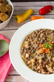 cuisine pigeon easy stewed pigeon peas with smoked turkey home made zagat