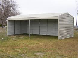 Metal Loafing Shed Kits by Versatube Building Systems By J Rhode Building Systems