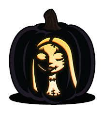 Nightmare Before Christmas Pumpkin Template by Sally Nightmare Before Christmas Pumpkin Stencil U2013 My Site