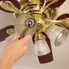 Wobbly Ceiling Fan Box by Install Or Replace A Ceiling Fan