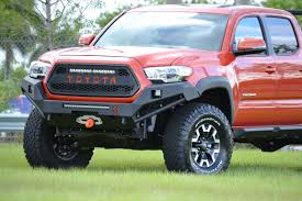 Toyota Tacoma Front Bumper 2016 | Proline 4wd Equipment | Miami ... Composite Bumpers For Toyota Tundra 072018 4x4 2014 Up Honeybadger Rear Bumper W Backup Sensor 3rd Gen Truck Post Your Pictures Of Non Tubular Custom Frontrear How To Tacoma Front Removal New 2018 4 Door Pickup In Brockville On 10201 Front Bumper 2016 Proline 4wd Equipment Miami Bodyarmor4x4com Off Road Vehicle Accsories Bumpers Roof Buy Addoffroad Ranch Hand Accsories Protect Weld It Yourself 072013 Move Diy 2015 Homemade And Bumperstoyota Youtube