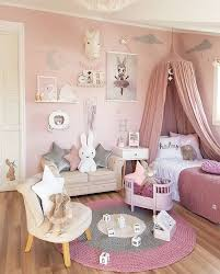 Pretty Pink Girls Rooms