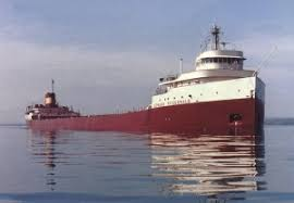Where Did The Edmund Fitzgerald Sank Map by The Edmund Fitzgerald