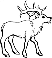 Cute Christmas Reindeer Coloring Pages Rudolph The Red Nosed Face With Great Sweden Page