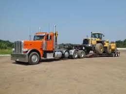 Heavy Equipment Hauling | Shaw Trucking, Inc.