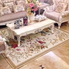 tapis pour chambre grande cagne britannique tapis pour salon fleur décor à la maison