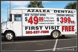 Ocala, Central Florida & Beyond: Advertising Via Azalea Dental Truck Tsi Truck Sales Craigslist Ocala Cars And Trucks Elegant Used Ford F 150 Svt Packing To Delivery Everything In Between Moving Company New Chevrolet Dealership Palm Semi Trailer And Fleet Replacement Parts Fl Usedcarstampa4u A Hauling Huge Horse In Editorial Stock Photo Raneys Center Your Sr 200 Retail Space For Sale Or Lease Florida Gus Galloway Tampa Area Food Bay Peterbilt Knuckleboom Truck For Sale 1299 Street Cruisers At Equestrian Springs