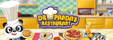 jeux de cuisine enfants dr panda restaurant jeu de cuisine vos enfants vont enfin mettre