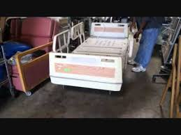 Refurbished Used Hill Rom Electric Hospital Beds for Sale