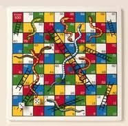 Simple Board Games Snakes And Ladders Also Known As Chutes Is Based On An Ancient Indian Game That Was Designed To Teach