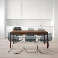 ekedalen tobias tisch und 6 stühle braun grau 180 240 cm