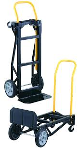 Hand Trucks R Us - Harper Composite Jr. Convertible Hand Truck ...