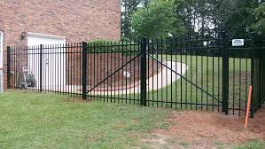 Residential Metal Fences | GA Fence Company | Natural Enclosures Classic White Vinyl Privacy Fence Mossy Oak Fence Company Amazing Outside Privacy Driveway Gate Custom Cedar Horizontal Installed By Titan Supply Backyards Enchanting Backyard Co Charlotte 12 22 Top Treatment Arbor Inc A Diamond Certified With Caps Splendid Near Me Standard Wood Front Stained Companies Roofing Download Cost To Yard Garden Design 8 Ft Tall Board On Backyard