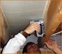 Distance Between Floor Joists Canada by Radiant Under Floor Heating Retrofit Floors With Radiant Heat