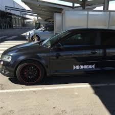 100 Cool Decals For Trucks Fitur Hoonigan Car Window Door Racing Stickers White 19