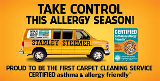 stanley steemer begin roll out of the certified professional