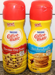Nestle Toll House Coffee Mate Chocolate Chip Cookie Snickerdoodle Review