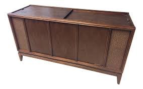 Magnavox Record Player Cabinet Astro Sonic by Mid Century Modern Magnavox Record Player Console Chairish