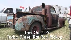 Turbo Diesel Rat Rod - YouTube